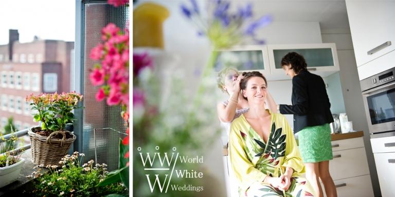 Wedding Vanessa and Eric Amsterdam