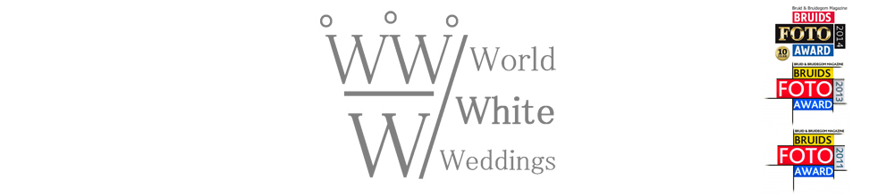 World White Weddings Photographers logo